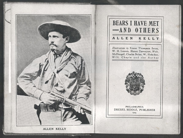 Allen Kelley The Reporter Who Acquired Monarch Bear Last Wild Grizzly Of California For William Randolph Hearst